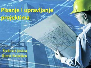 Pisanje i upravljanje projektima