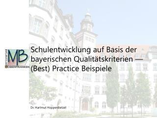 Dr . Hartmut  Hopperdietzel