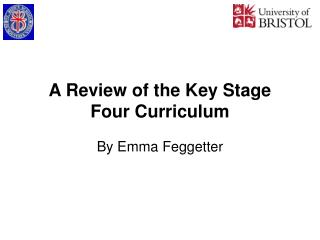 A Review of the Key Stage Four Curriculum