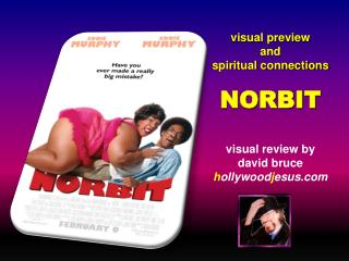 visual preview and  spiritual connections NORBIT