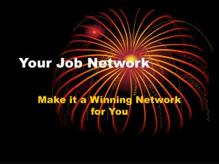 Your Job Network
