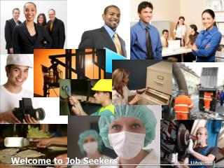 Welcome to Job Seekers 11August08