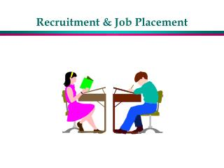 Recruitment & Job Placement