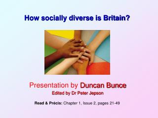 How socially diverse is Britain