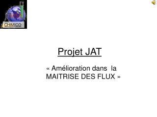 Projet JAT