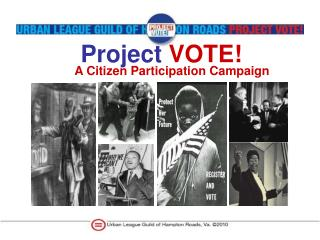 Project VOTE!