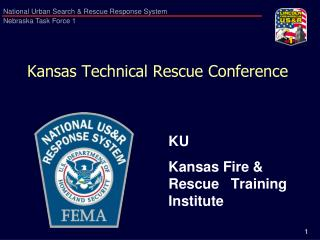 Kansas Technical Rescue Conference