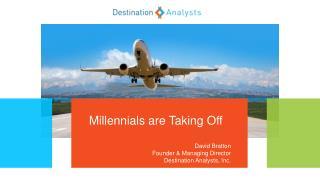 Millennials are Taking Off