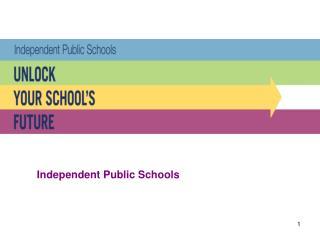 Independent Public Schools