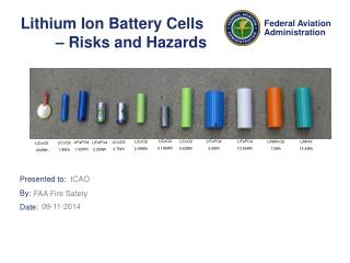 Lithium Ion Battery Cells – Risks and Hazards