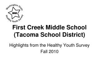 First Creek Middle School (Tacoma School District)