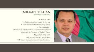 Md.  Sabur  khan