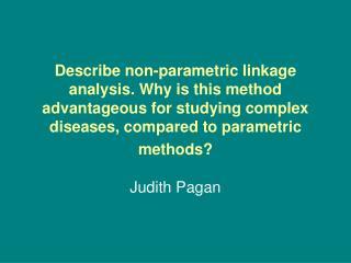 Judith Pagan