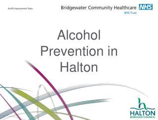 Alcohol Prevention in Halton
