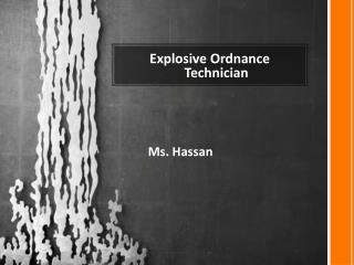 Explosive  Ordnance  Technician