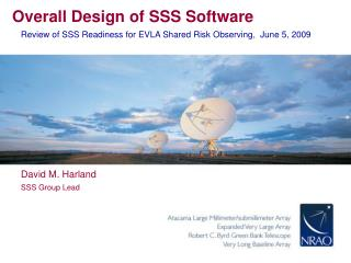 Overall Design of SSS Software