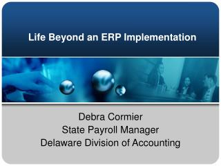 Life Beyond an ERP Implementation