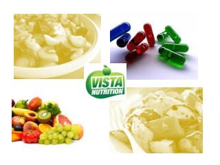 Vista Nutritions Niacin