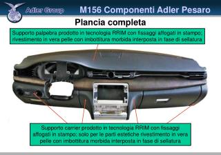 M156 Componenti Adler Pesaro
