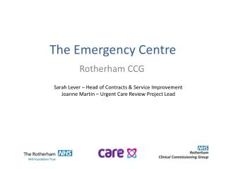 The Emergency Centre