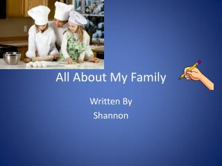 All About My  F amily