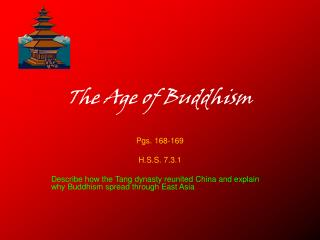 The Age of Buddhism