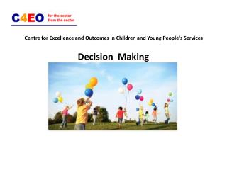 Centre for Excellence and Outcomes in Children and Young People's Services