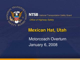 Mexican Hat, Utah