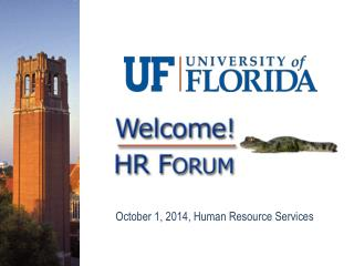 October 1, 2014, Human Resource Services