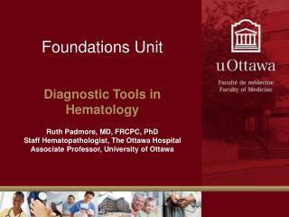 Foundations Unit