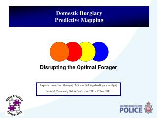 Domestic Burglary  Predictive Mapping