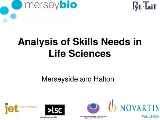 Analysis of Skills Needs in Life Sciences