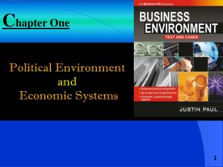 Political Environment  and  Economic Systems