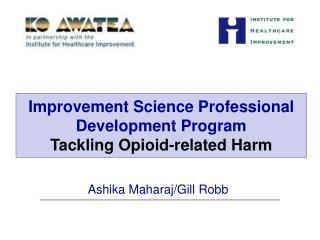 Ashika Maharaj/Gill Robb