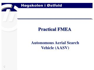 Practical FMEA