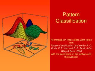 Chapter 3 (Part 3):  Maximum-Likelihood and Bayesian Parameter Estimation (Section 3.10)