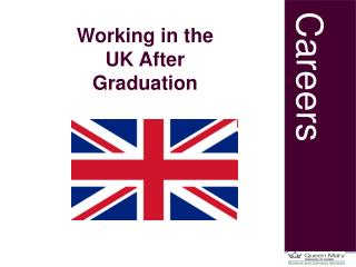 Working in the UK After Graduation