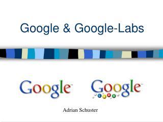 Google & Google-Labs