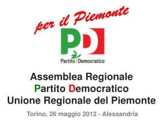 per il Piemonte