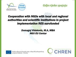 NGO EU Centar (ssiter NGO EU Centar Zagreb/Adriatic)