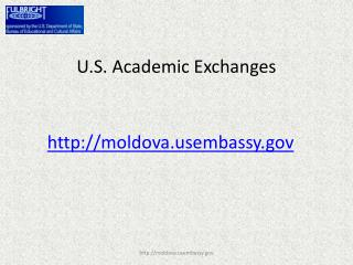 U.S. Academic Exchanges