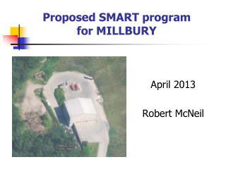 Proposed SMART program for MILLBURY