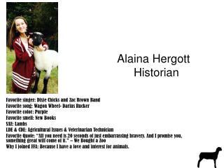 Alaina  Hergott