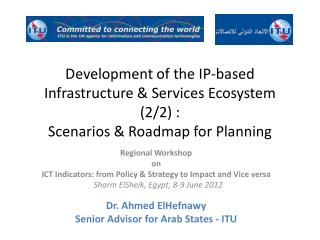 Regional Workshop  on ICT Indicators: from Policy & Strategy to Impact and Vice versa