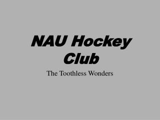 NAU Hockey Club
