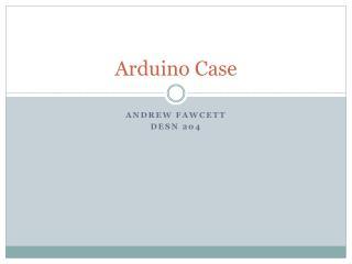 Arduino Case