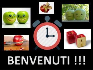 BENVENUTI !!!