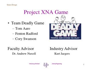 Project XNA Game