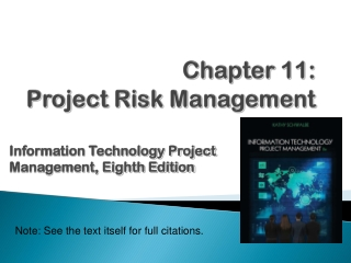 Chapter 13 Capital Structure Management in Practice