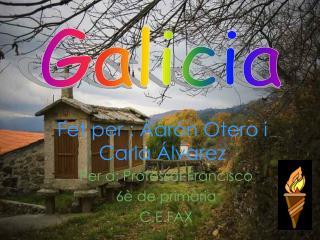 Fet per : Aar�n Otero i Carla �lvarez